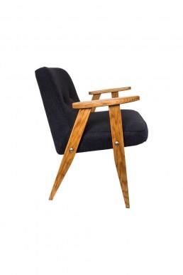 Armchair 366 designed by J.Chierowski (oak)