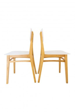 Krzesła stolarskie 200-152 (komplet) proj. R.T. Hałas