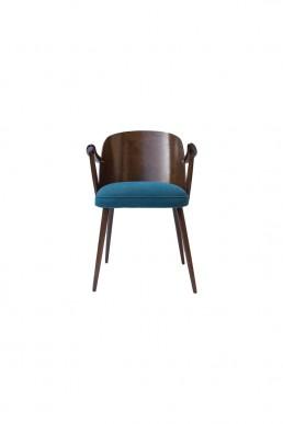 Niemieckie krzesło gabinetowe