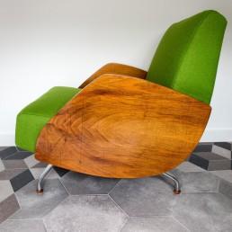 Fotel 360 Różański PRL