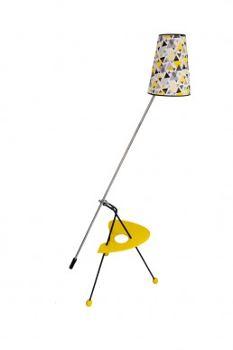 Standing lamp from the