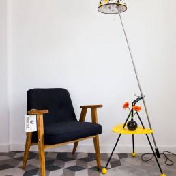 Lampa Spółdzielni Zootechnika