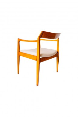 Armchair Type GFM-104 designed by E.Homa