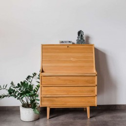 Cabinet designed by H. Lachert for ŁAD Cooperative