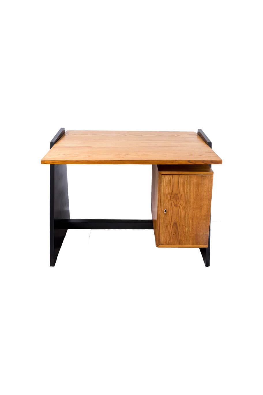 biurko vintage PRL