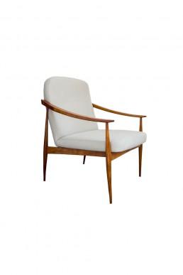 Mid century modern armchair from Czechoslovakia, 1960's