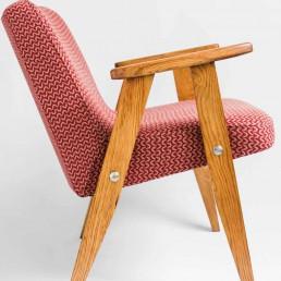 Armchair 366 designed by J.Chierowski