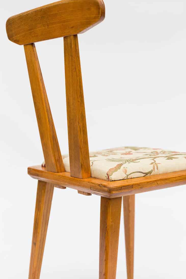krzesło młodzieżowe Franciszek Aplewicz