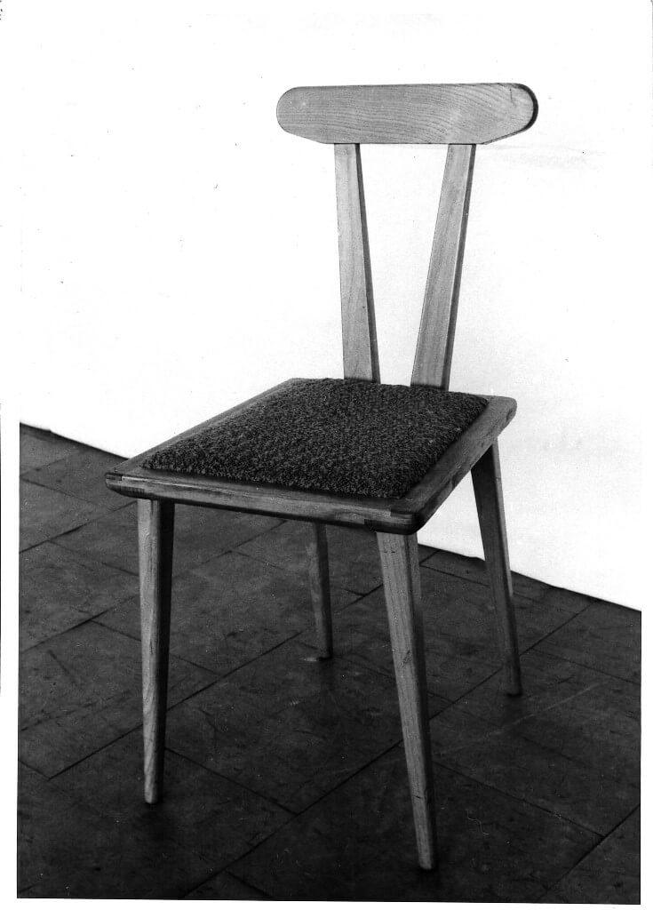 krzeslo mlodziezowe tapicerowane