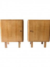 A set of night cabinets from Nowieńskie Furniture Factory (left and right)