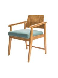 Office armchair designed by J. Różański
